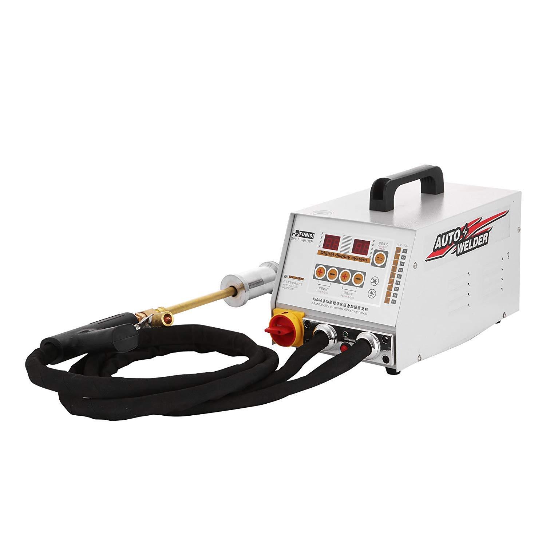 Mophorn Dent Puller 12KW Spot Welder 2600A Car Dent Repair Vehicle Panel Spot Puller Dent Bonnet Door Repair (2700 A)