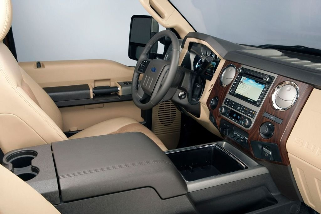 2010 Ford F250 Interior Parts