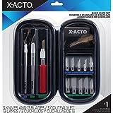 ELMERS X-Acto 13 Blades in Zippered Storage Case, Black (X5285)