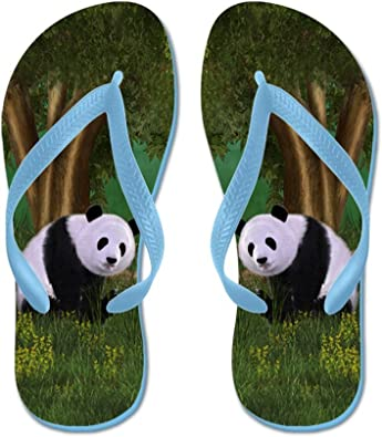 Lplpol Sweet Soft Checkerboards Flip Flops Flip Flops for Kids and Adult Unisex Beach Sandals Pool Shoes Party Slippers