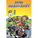 Super Mario Kart Super Nintendo SNES Go Kart Racing Video Game Luigi Princess Peach Poster - 12x18