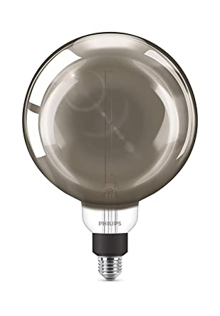 Led 25w Froid Globe 65w Blanc Variateur Giant Modern E27 Ampoule Ambrée Compatible Smoky Equivalent Philips Filament YeWbEH9ID2