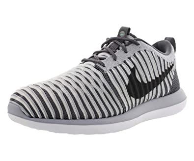 a2588ea25e22 Nike Roshe Two Flyknit Casual Gradeschool Boy s Shoes Size 4.5