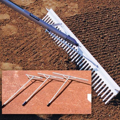 Aluminum Maintenance Rake - 24
