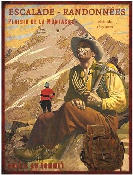 Antic Line Placa Escalada y Senderismo Plaisir de la montaña ...