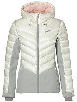O Neill Virtue Jackets Snow, otoño/Invierno, Mujer, Color Powder White