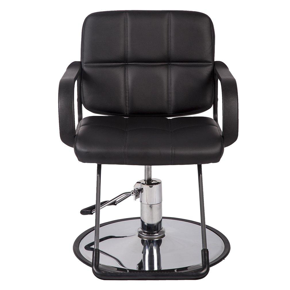 Amazon.com: BestSalon Classic Hydraulic Barber Chair Salon Spa Beauty  Equipment Best Massage: Beauty