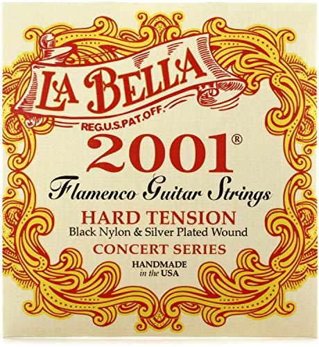 LaBella 2001FH Classic Flamenco Hard