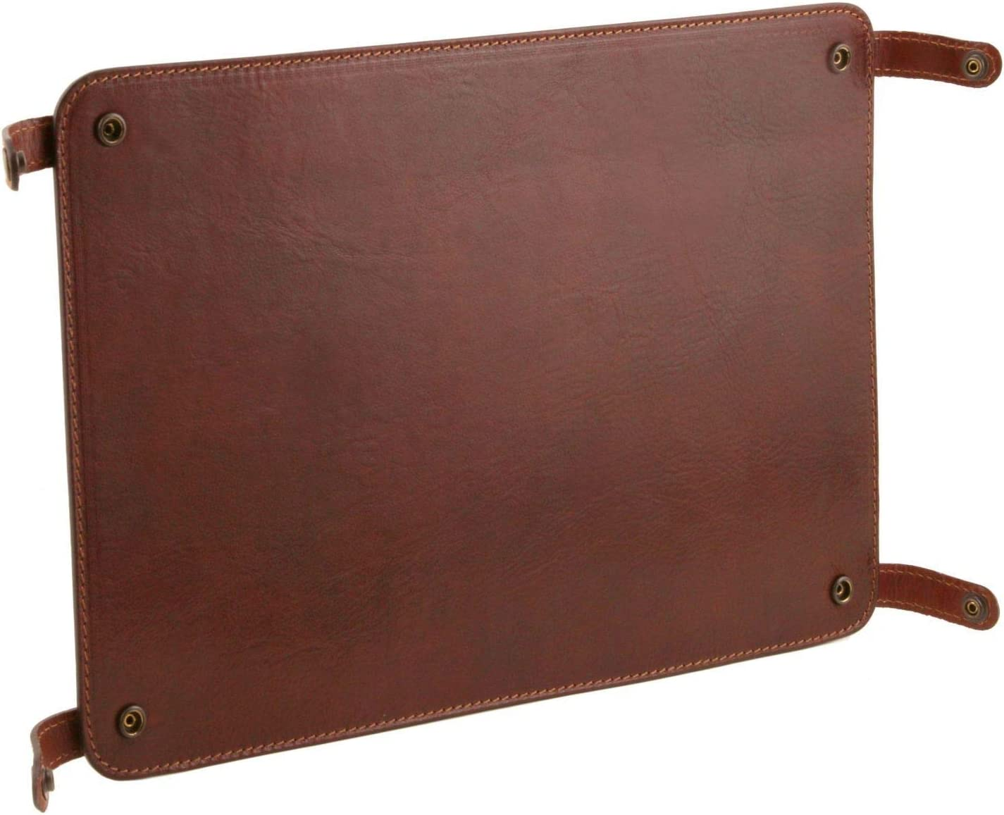 Tuscany Leather TL Smart Module Leather Divider Module Red Red