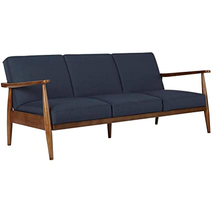 Charmant Living Room Lobby Office Settee Mid Century Classic Modern Design Convertible  Sofa Bed Versatile Futon Sleeper