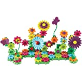 Learning Resources Gears! Gears! Gears! Build & Bloom Building Set, 116 Pieces