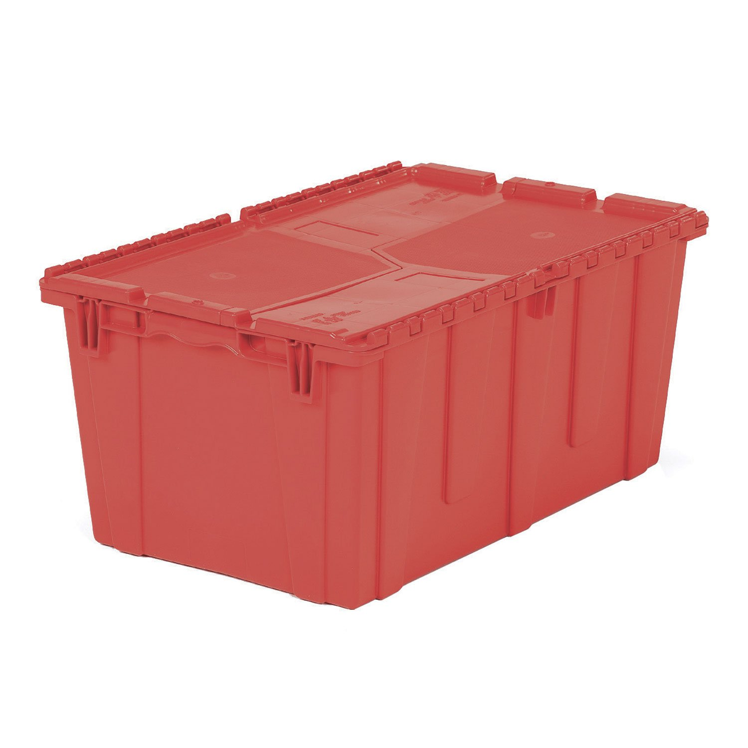 ORBIS FP243M Flipak Distribution Container - 26-7/8-17 x 12 Red - Lot of 3