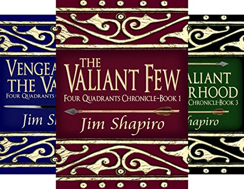 Four Quadrants Chronicle (3 Book Series)