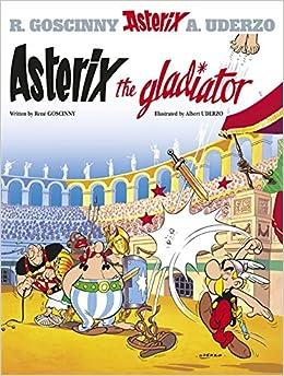Book Asterix the Gladiator