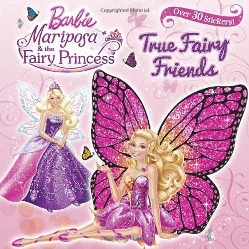 True Fairy Friends (Barbie) (Pictureback(R)) pdf