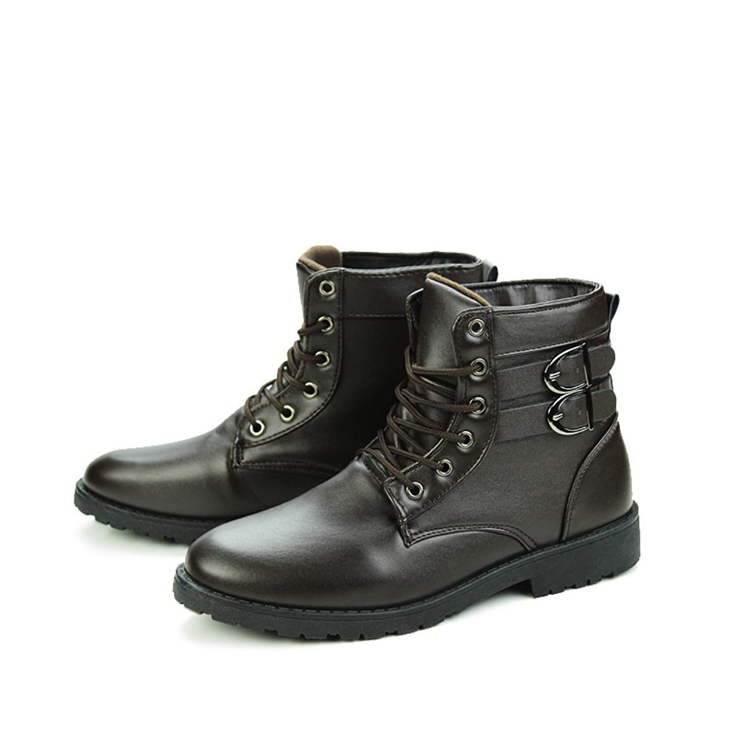 Men's style boot of England/Autumn mens casual shoes/working boots/ boots/ current Chelsea boots