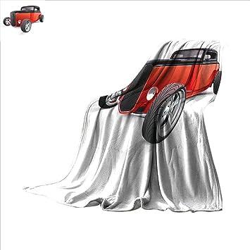 Amazon.com: Manta de franela de diseño personalizado para ...