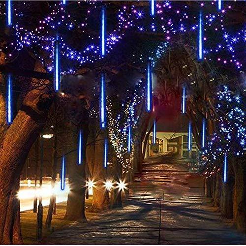 Snowfall Led Christmas Tree Lights in US - 8