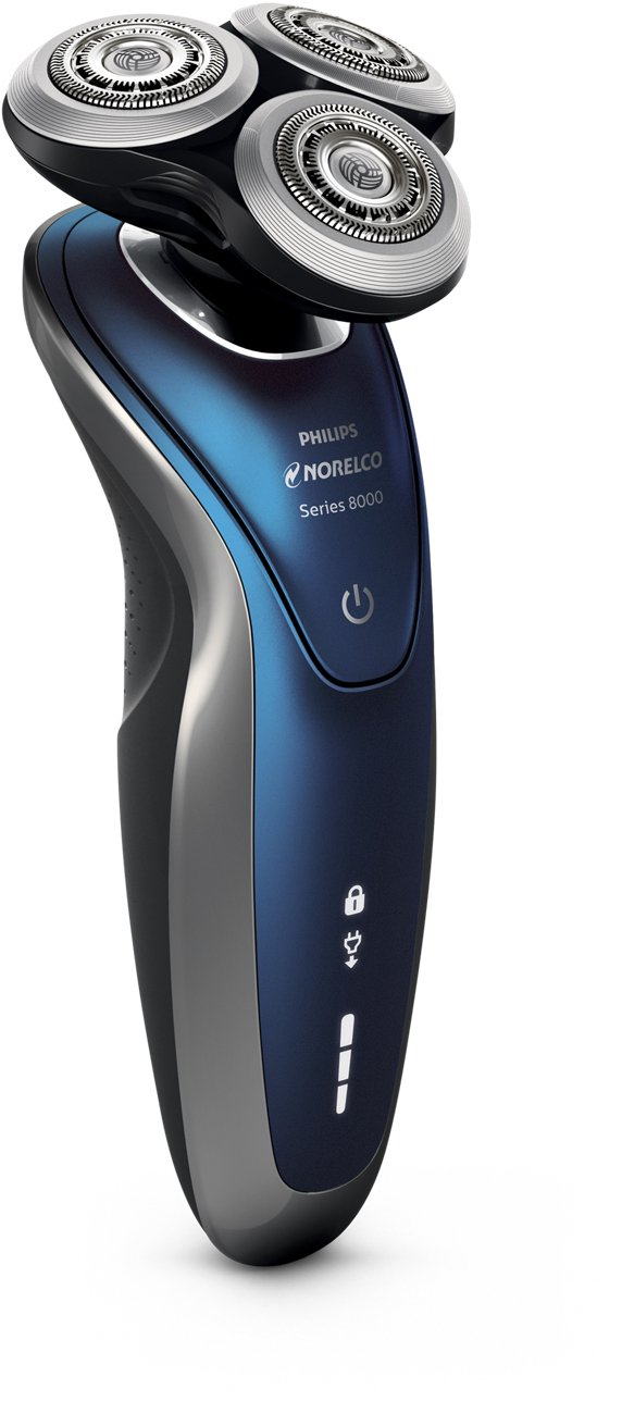 Philips Norelco Electric Shaver 8900, Wet & Dry Edition S8950/91 by Philips Norelco (Image #2)