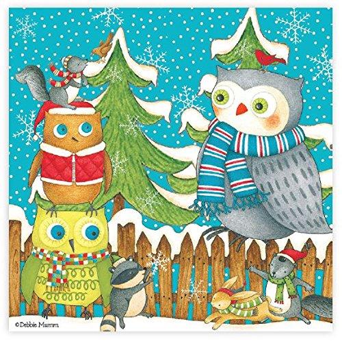 Ceaco Debbie Mumm Winter Fun Puzzle (550 Piece)