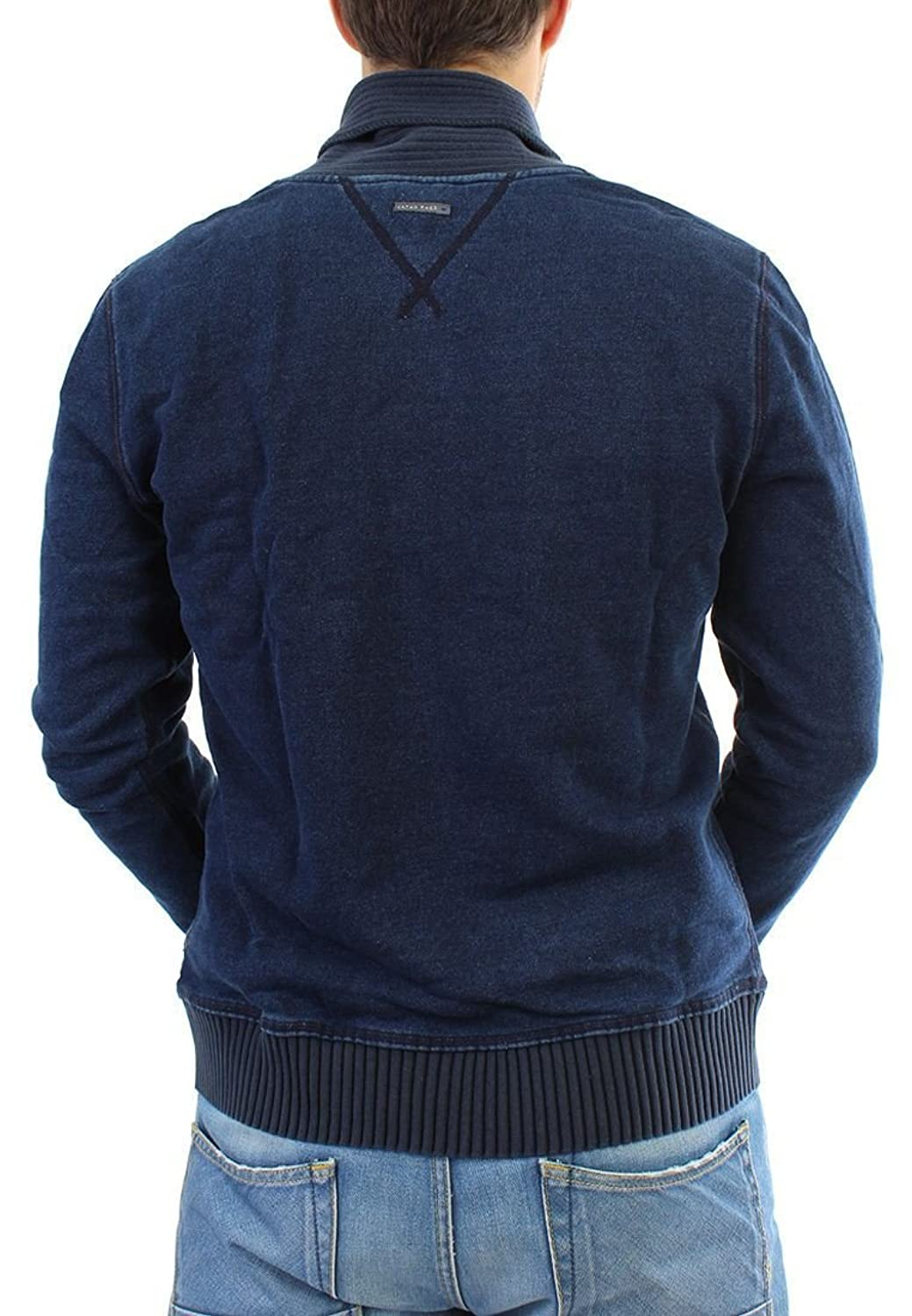 Japan Rags?-?Aditi Jumper?-?Indigo