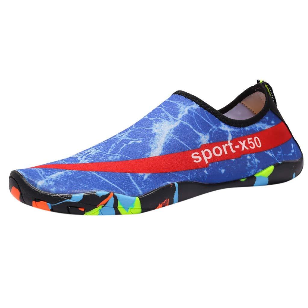 Mysky Summer Couples Popular Comfy Non Slip Sea Surf Barefoot Quick Dry Aqua Shoes
