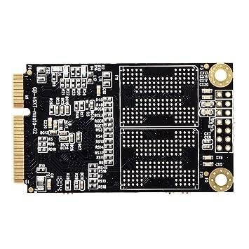 Vaseky MSATA3 - Disco Duro SSD (32/64/128/256/512 GB, 500 g ...