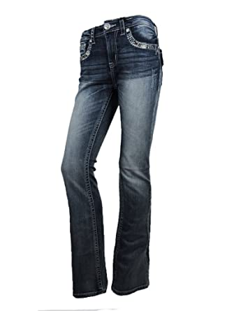 jeans med stretch