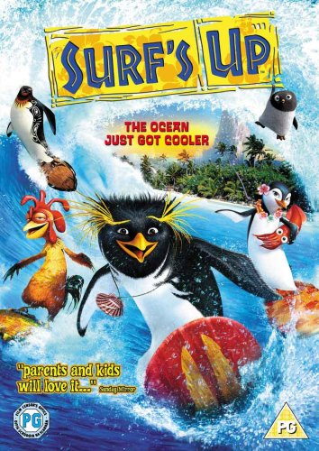 Surf's Up [DVD] [2007]: Amazon.co.uk: Shia LaBeouf, Jeff Bridges, Jon  Heder, Chris Buck, Ash Brannon: DVD & Blu-ray