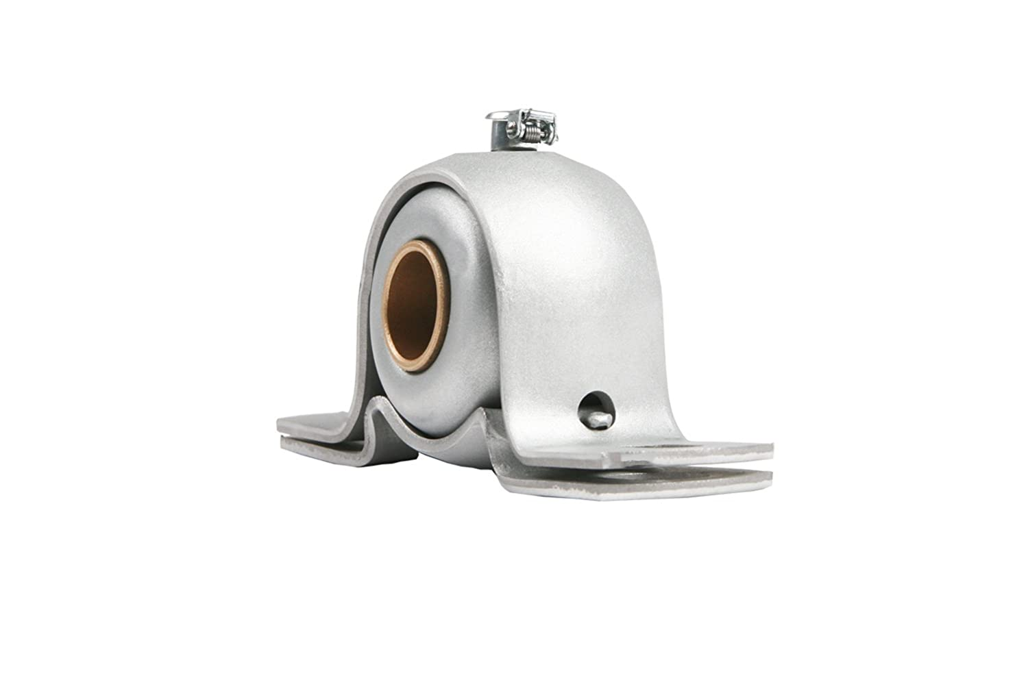Galvanized Steel Self-Aligning 4.6 Length 1.3 Width 1 3//16 BFE19A Pillow Block Bearing Oil Cup Quantity 2: Triangle Mfg