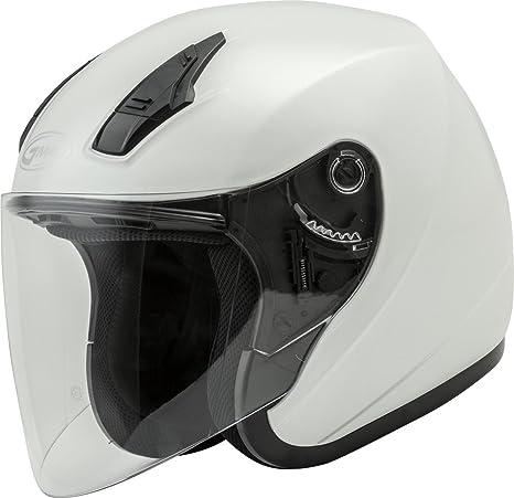 Motorcycle Helmet Half Face Baseball Cap Style with Sun Visor F4T6