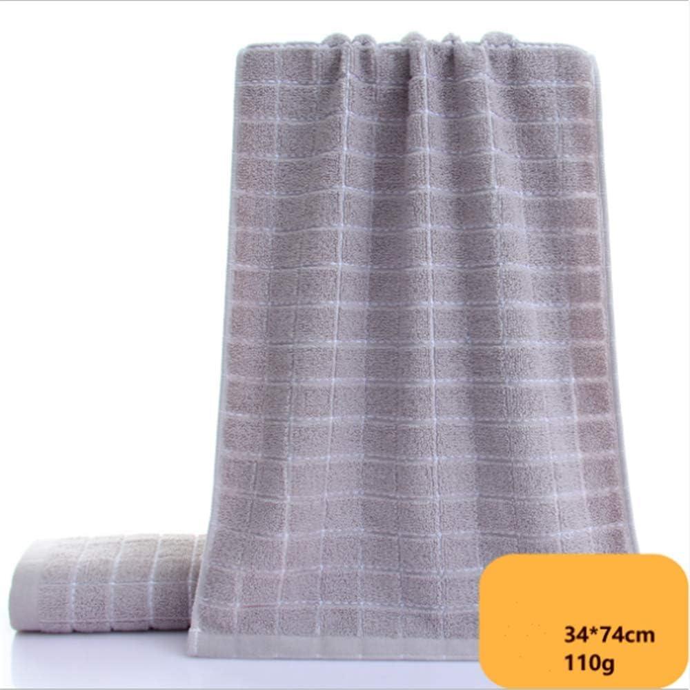 SHJIA Asciugamano da Bagno Grande in Cotone Asciugamani Morbidi in Spugna Set di Asciugamani Spessi per Super Assorbente