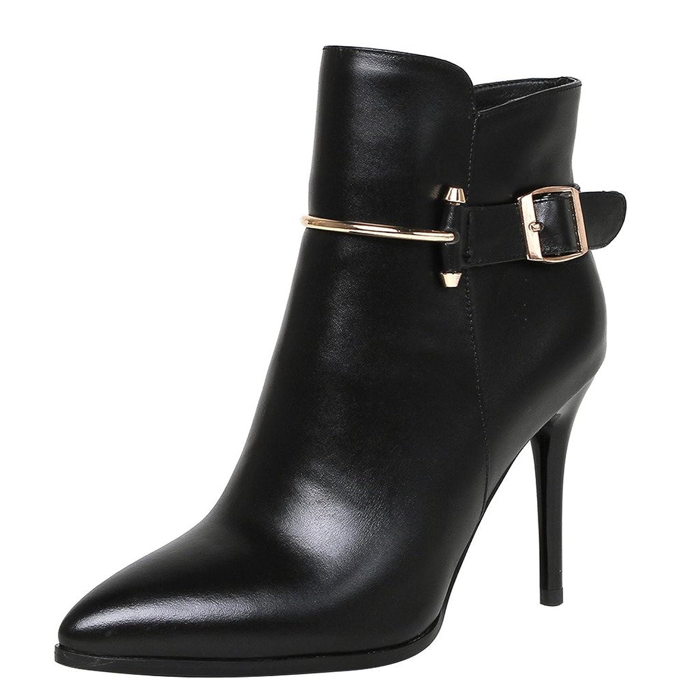 ELEHOT Womens Eleam 9.5CM high-heel Boots