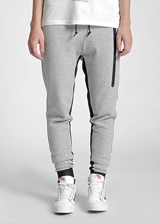 Nike Pantalon de Jogging High Tech en Polaire pour Femme XS Gris - Gris  mélangé 49e77210e65