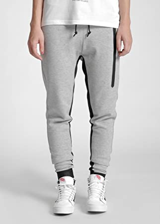 Nike Tech Pantalon de Jogging High Tech Nike en Polaire pour Femme XS Gris cf77a0