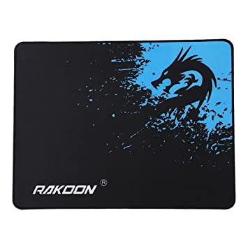 Computer Peripherals Mouse & Keyboards Provided Xinlong Large Gaming Locking Edge Mouse Mat For Internet Bar Mouse Pad control Blue 35*44cm