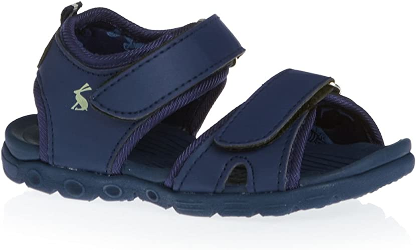 Joules Boys' Active Ankle Strap Sandals
