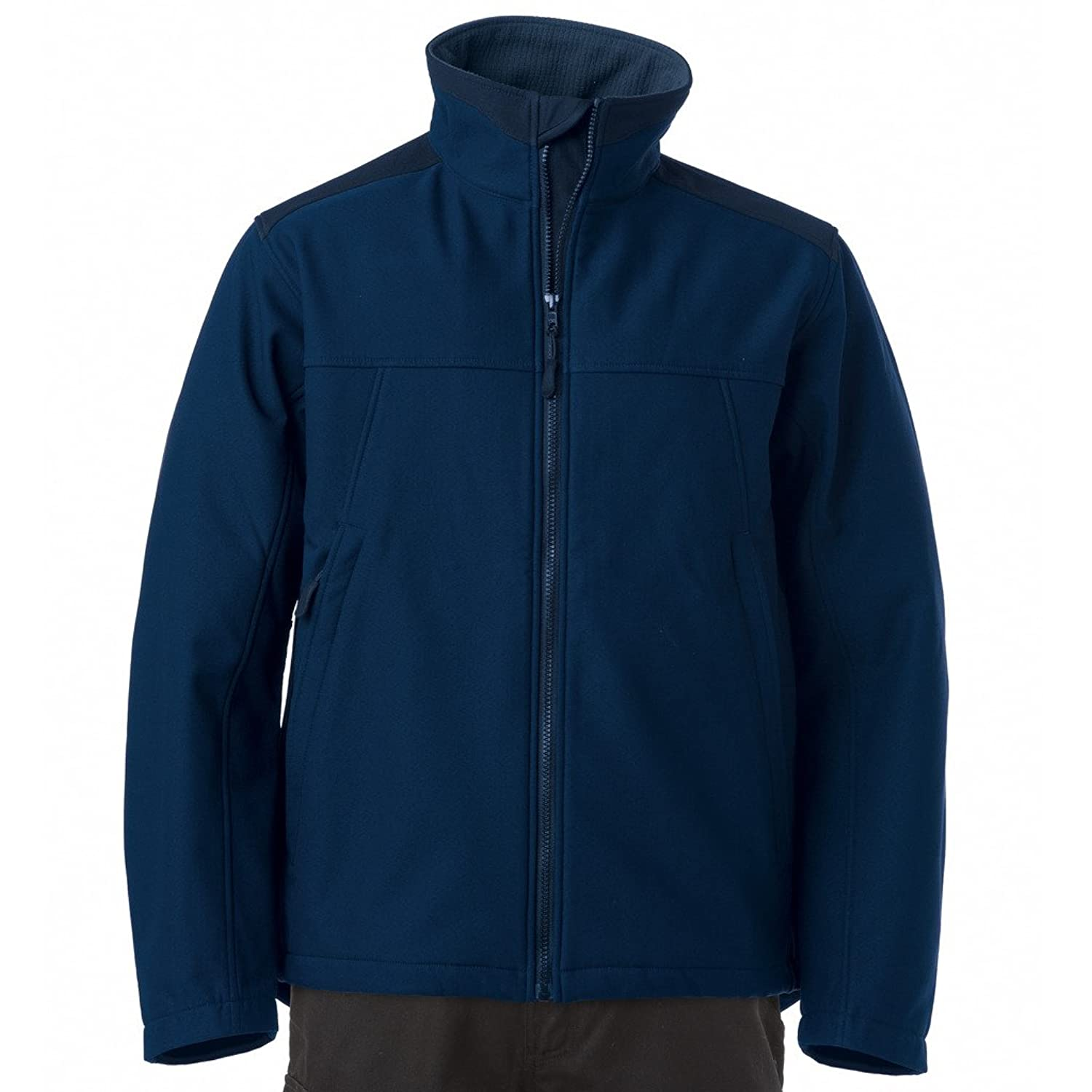 MAKZ Russell Workerwear softshell jacket