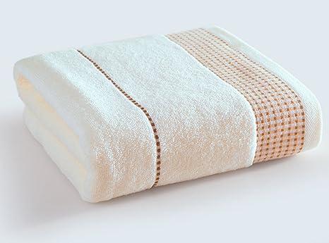 Toallas de algodón Los hombres y las mujeres adultos aumentan la toalla de algodón espeso Niño