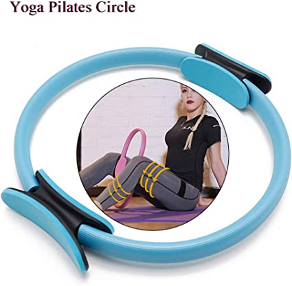 mit pilates ring abnehmen