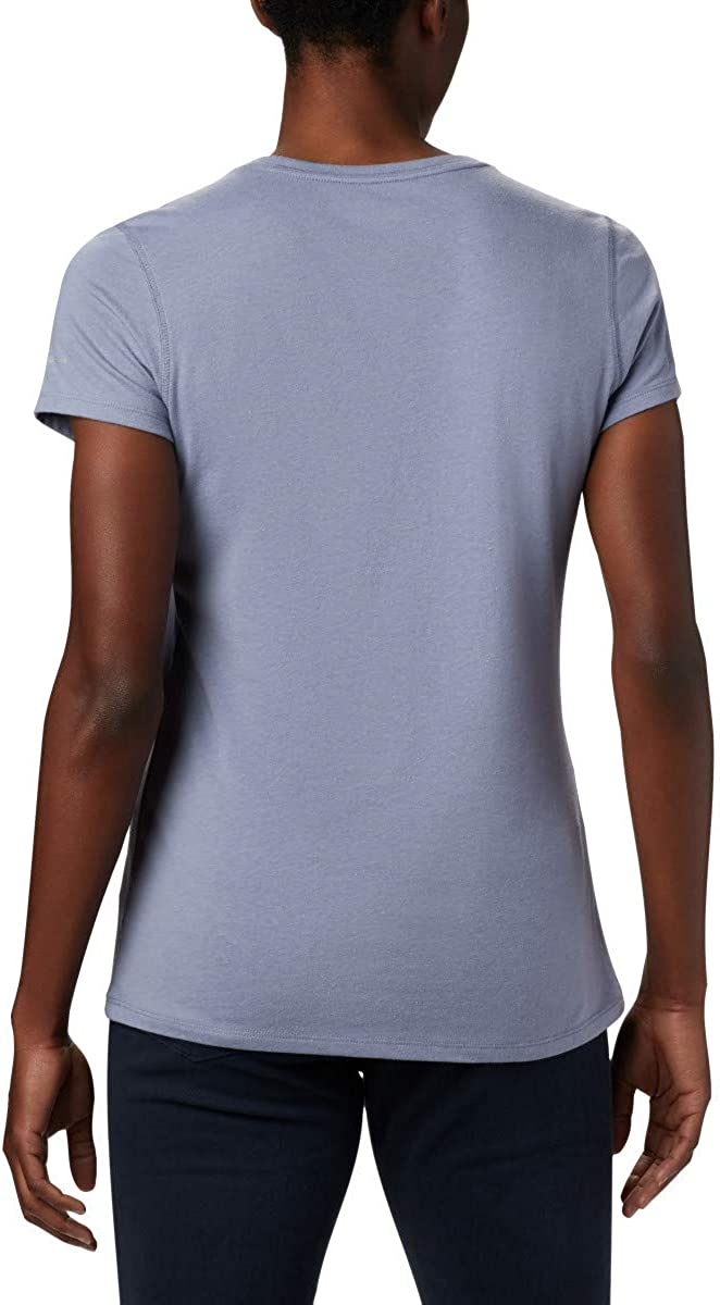 Columbia Womens Solar Shield Short Sleeve Shirt