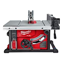Milwaukee M18 18-V Brushless Cordless 8-1/4 in. Table Saw Kit Deals