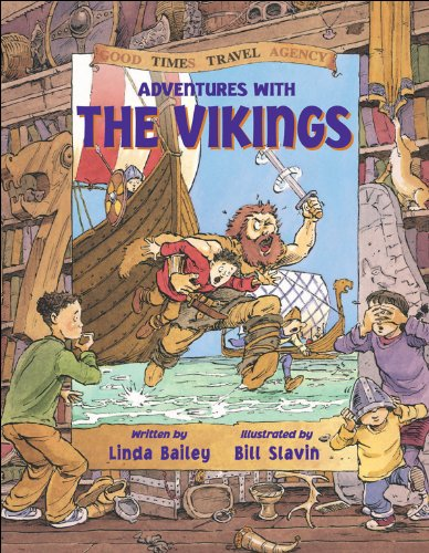 Download Adventures with the Vikings (Good Times Travel Agency) pdf