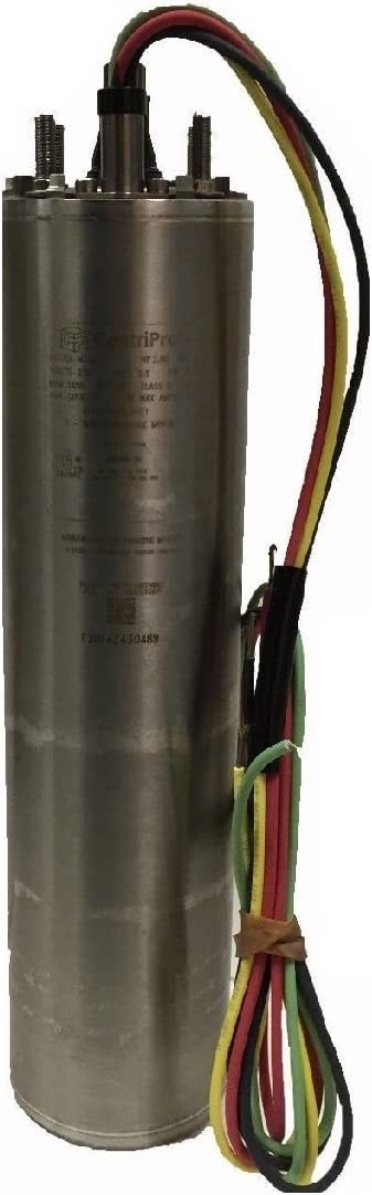 Goulds M30432 3 HP 3 Phase 4 Centri-pro Submersible 230V Motor