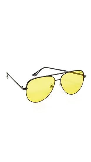 9fdef4dbac Quay Women s x Desi Perkins Sahara Aviator Sunglasses