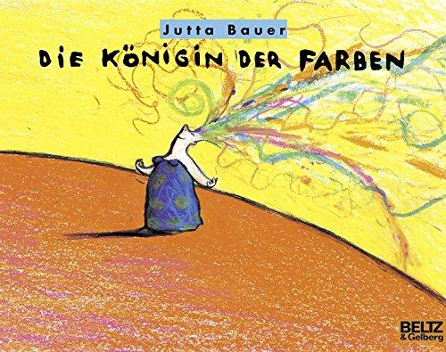 Die Königin der Farben: Bilderbuch (MINIMAX)