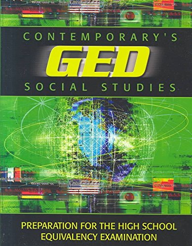 [Contemporary's GED: Social Studies] (By: Kenneth Tamarkin) [published: January, 2002]