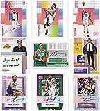 2017/18 Panini Status NBA Basketball HOBBY box