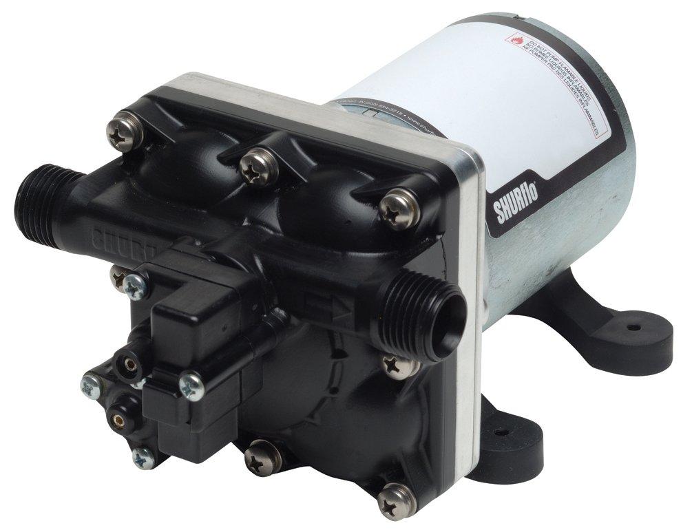 SHURFLO 4008-171-E65 Revolution Pump-3.0 Gpm, 115 Vac by SHURFLO