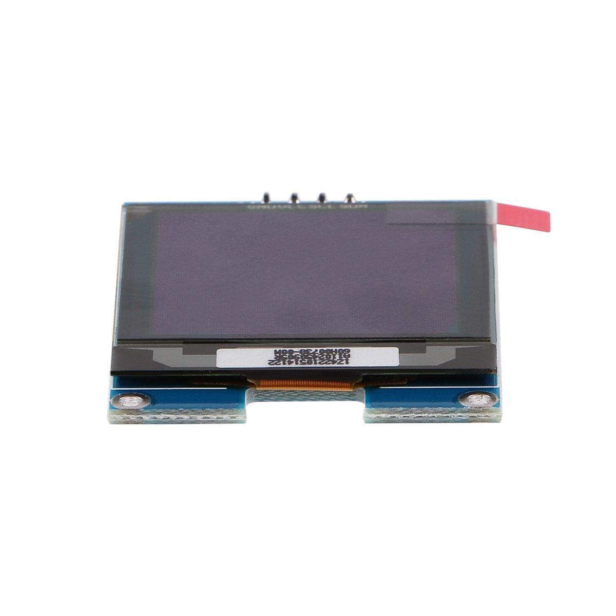 MakerHawk I2C OLED Display Module 1 5 Inch OLED Module Arduino LCD